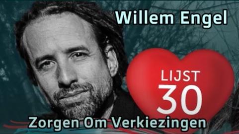Zorgen om verkiezingen met Willem Engel